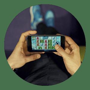 mobilspel